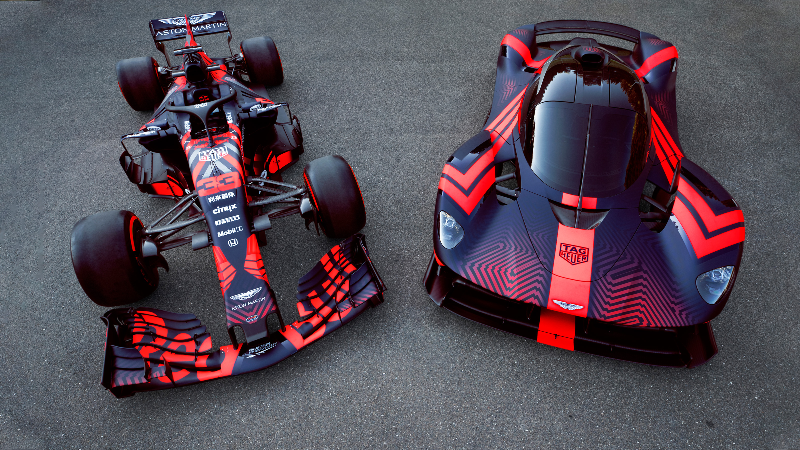 Red Bull Careers >> Aston Martin Valkyrie runs at Silverstone ahead of the ...